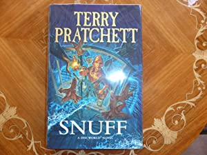 SNUFF : A Discworld Novel FINE DOUBLE: Pratchett, Terry