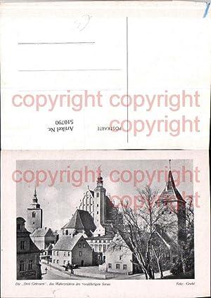 510790,Poland Zary Sorau Die Drei Getreuen Türme