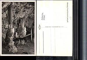 325667,Moravsy Kras Punkevni jeskyne Tropfsteinhöhle b. Blansko