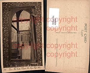 429894,Egypt Cairo Kairo Coptic Church Abu Serge