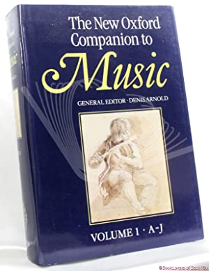 The New Oxford Companion to Music