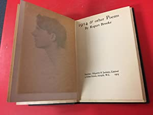 Seller image for 1914 & Other Poems for sale by Regent College Bookstore