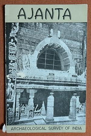 Ajanta: Archaeological Survey of India: Mitra, Debala