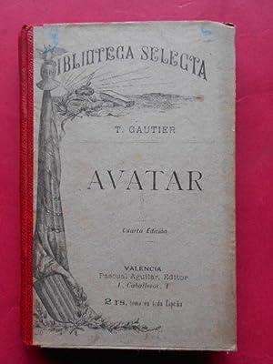 Avatar.: Gautier, Teófilo.