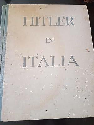 hitler in italia hitler in italien, a: aavv