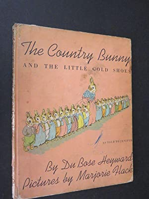 the Country Bunny and the Little Gold: Du Bose Heyward: