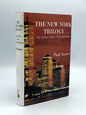 The New York Trilogy: City of Glass, Ghosts, The Locked Room