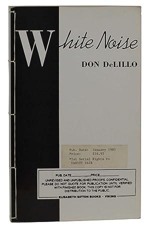 White Noise: DeLillo, Don