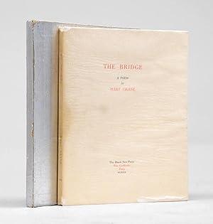The Bridge A Poem.: EVANS, Walker (illus.);