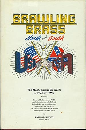 Brawling Brass: North and South: Harold B. Simpson