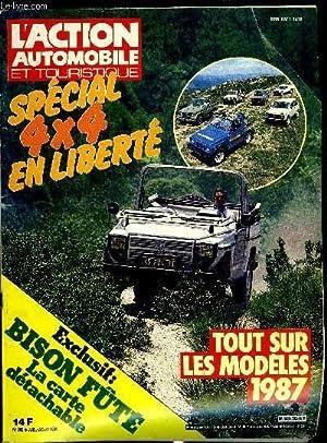 L'ACTION AUTOMOBILE ET TOURISTIQUE N° 302 -: COLLECTIF