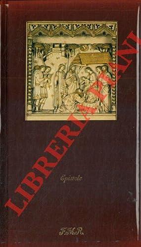 Nuovo Testamento. Epistole con il Trittico degli