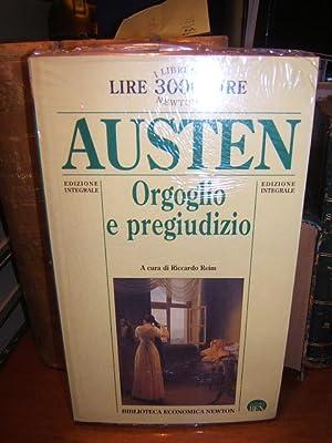 ORGOGLIO E PREGIUDIZIO.,: AUSTEN JANE