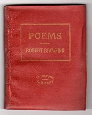 Poems and Plays: Browning, Robert