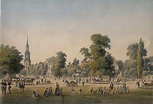 TA., Kirchenallee und Trichter.: Hamburg: St. Georg: