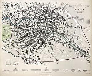 Berlin.: Berlin - Stadtplan:
