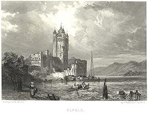 TA. Burg Eltville v. Westen.: Eltville:
