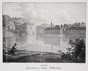 Benediktiner Kloster.: Kelheim: Weltenburg: