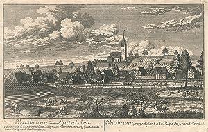 """Gesamtans., """"Veitsbrunn - Spital Amt"""".: Veitsbronn:"""