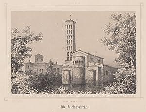 TA., Friedenskirche.: Potsdam:
