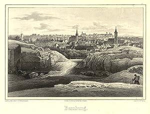 Gesamtansicht: Bernburg/Saale: