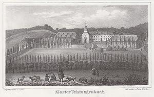 """TA., Klosteransicht, """"Kloster Teistungenburg"""".: Teistungen:"""