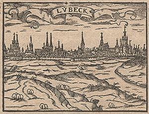 Gesamtansicht: Lübeck: