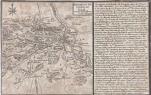 Bataille de Torgau.: Torgau/Elbe: Umgebungskarte: