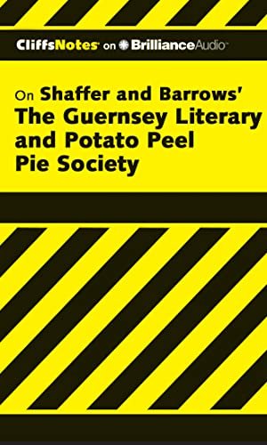 Guernsey Literary And Potato Peel Pie Society,: Conner, Elizabeth