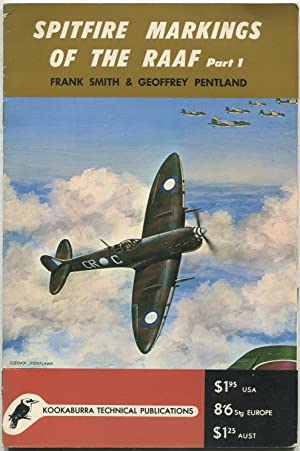 Spitfire Markings of the RAAF: Part 1: SMITH, Frank and