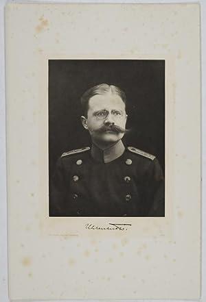 Portrait, Heliogravüre nach Photo, 18 x 26: Uhlenhuth, Paul Theodor