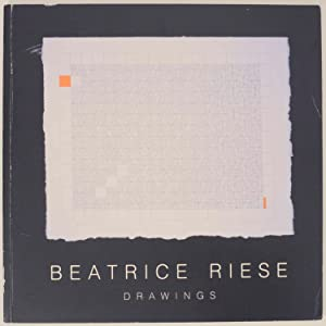 Beatrice Riese: Drawings: RIESE, Beatrice and