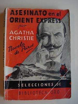 Asesinato en el Orient Express: Christie, Agatha J.