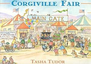Corgiville Fair (Hardback or Cased Book): Tudor, Tasha
