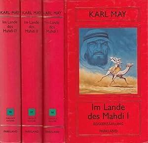 Im Lande des Mahdi I - III.: May, Karl: