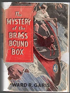 The Mystery of the Brass Bound Box: Garis, Howard R.
