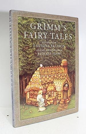 Grimms Fairy Tales: Richard Adams (His