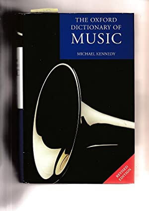 Oxford Dictionary Of Music, The
