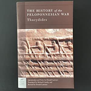 The History of the Peloponnesian War (Barnes: Thucydides