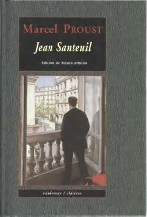 Jean Santeuil: Proust, Marcel