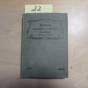 Jahrbuch der Jüdisch-Literarischen Gesellschaft - IX. Jahrgang (1911, Nr. 5672): Ehrentreu, H., ...