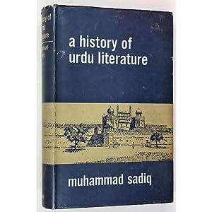 A History of Urdu Literature.: Sadiq, Muhammad