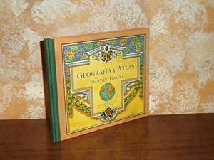 GEOGRAFÍA Y ATLAS - Segundo Grado: F. T. D.