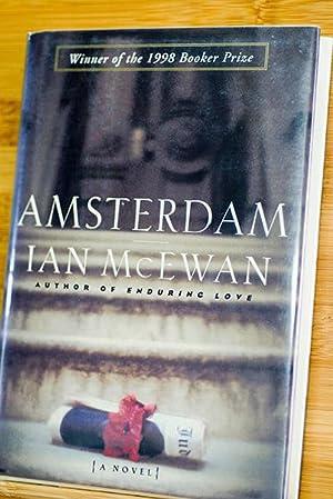 Amsterdam (Signed 1st Printing): Ian McEwan