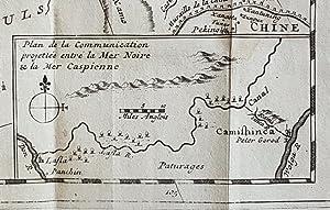 État présent de la Grande-Russie, contenant une relation de ce que S.M. Czarienne a fait de plus ...