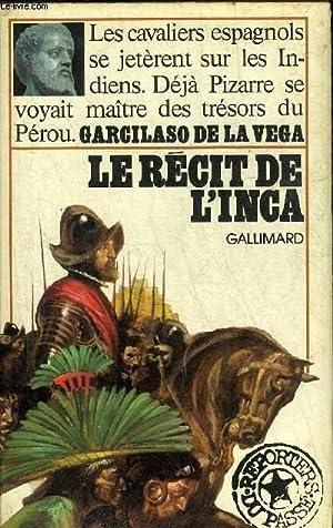 LE RECIT DE L'INCA.: DE LA VEGA