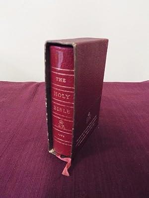 1953 Oxford Miniature Coronation Bible