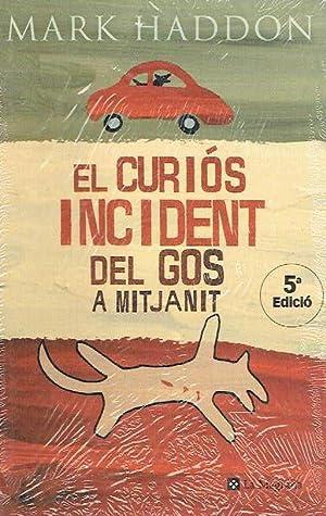 Imagen del vendedor de El curiós incident del gos a mitjanit. a la venta por Libreria da Vinci