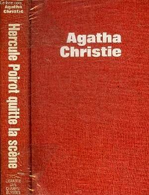 POIROT QUITTE LA SCENE.: CHRISTIE AGATHA