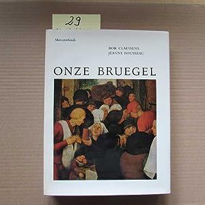 Onze Bruegel: Claessens, Bob und Jeanne Rousseau:
